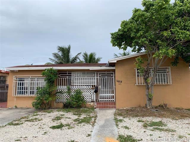 1435 W 3rd Ave, Hialeah, FL 33010 (#A10711959) :: Atlantic Shores