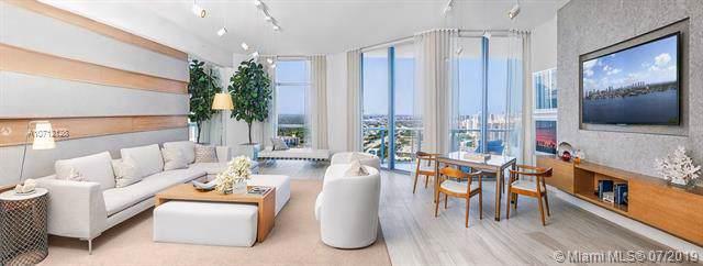 17301 Biscayne Blvd Ph-6, North Miami Beach, FL 33160 (MLS #A10712128) :: Grove Properties
