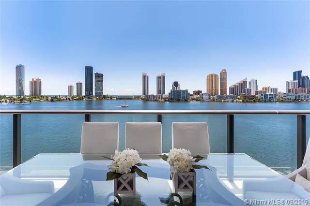 5000 Island Estates Dr #508, Aventura, FL 33180 (MLS #A10712339) :: Grove Properties