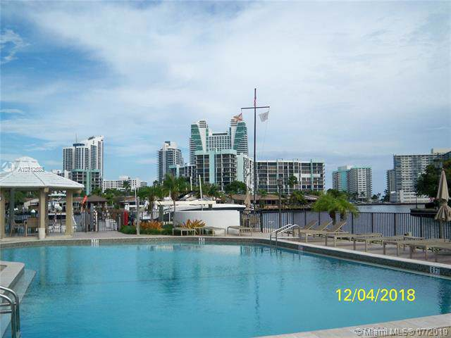 300 Three Islands Blvd #301, Hallandale, FL 33009 (MLS #A10712588) :: RE/MAX Presidential Real Estate Group