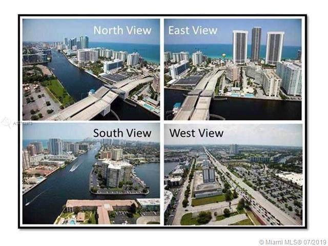 2602 E Hallandale Beach Blvd R506, Hallandale, FL 33009 (MLS #A10712973) :: Berkshire Hathaway HomeServices EWM Realty