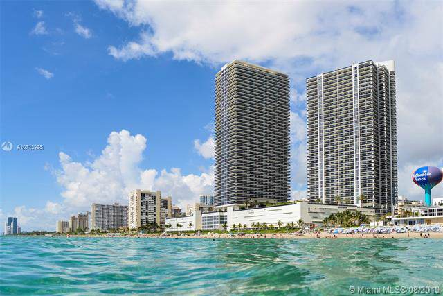 1830 S Ocean Dr. #3311, Hallandale, FL 33009 (MLS #A10712998) :: RE/MAX Presidential Real Estate Group