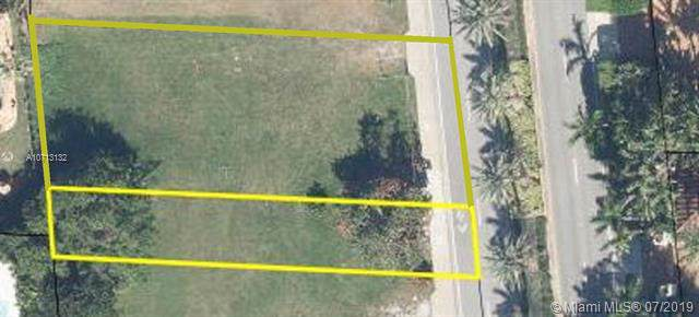 0 Ocean Boulevard, Golden Beach, FL 33160 (MLS #A10713132) :: Ray De Leon with One Sotheby's International Realty
