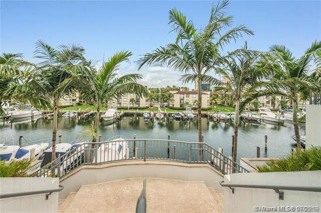3029 NE 188TH #719, Aventura, FL 33180 (MLS #A10713289) :: Green Realty Properties