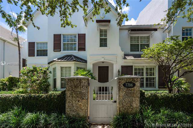 7706 SW 54th Ave, Miami, FL 33143 (MLS #A10713383) :: The Adrian Foley Group