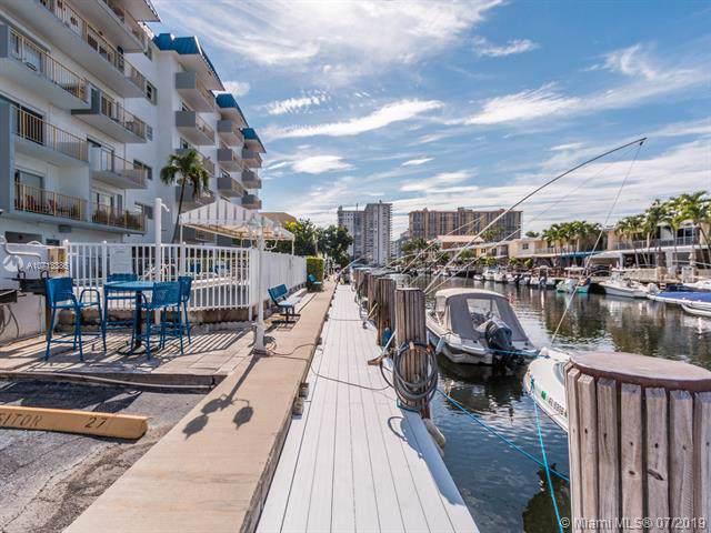 3770 NE 171st St #607, North Miami Beach, FL 33160 (MLS #A10713386) :: Grove Properties