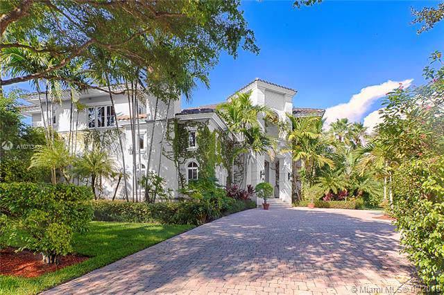398 Isla Dorada Blvd, Coral Gables, FL 33143 (MLS #A10713435) :: The Riley Smith Group