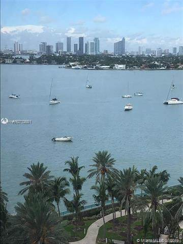 1500 Bay Rd 1250S, Miami Beach, FL 33139 (MLS #A10713651) :: Castelli Real Estate Services