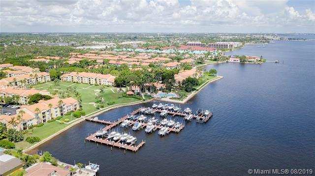 110 Yacht Club Way #105, Hypoluxo, FL 33462 (MLS #A10713920) :: The Paiz Group