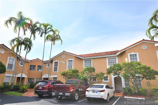 14255 SW 57th Ln 8-8, Miami, FL 33183 (MLS #A10713943) :: Berkshire Hathaway HomeServices EWM Realty