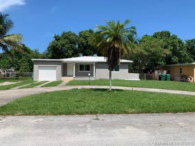 13301 NW Miami Ct, Miami, FL 33168 (MLS #A10713972) :: Lucido Global