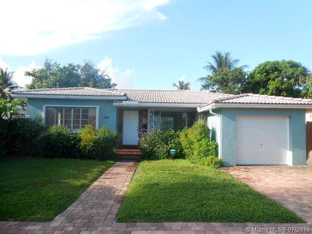 290 NE 111th St, Miami, FL 33161 (MLS #A10714399) :: Castelli Real Estate Services