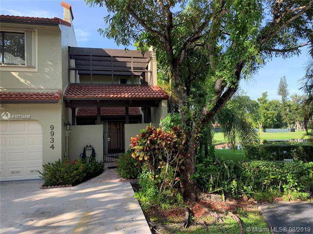 9934 Costa Del Sol Blvd G-90, Doral, FL 33178 (MLS #A10714436) :: Carole Smith Real Estate Team