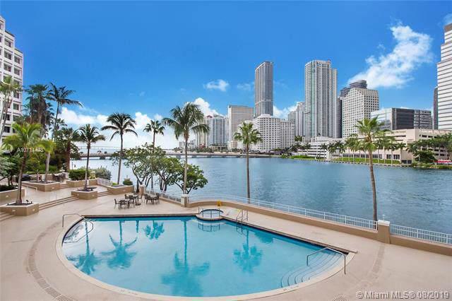 701 Brickell Key Blvd #1210, Miami, FL 33131 (MLS #A10714448) :: Green Realty Properties