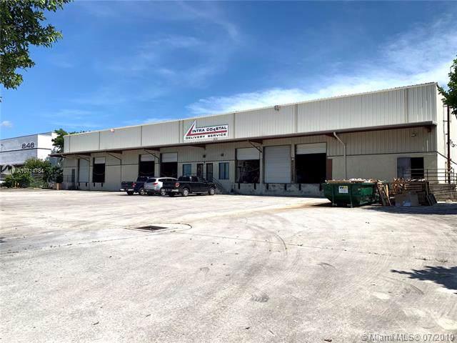 838 W 13th Ct, Riviera Beach, FL 33404 (MLS #A10714784) :: The Kurz Team