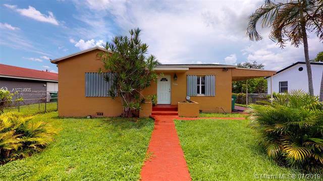 2250 NW 66th St, Miami, FL 33147 (MLS #A10714905) :: Castelli Real Estate Services