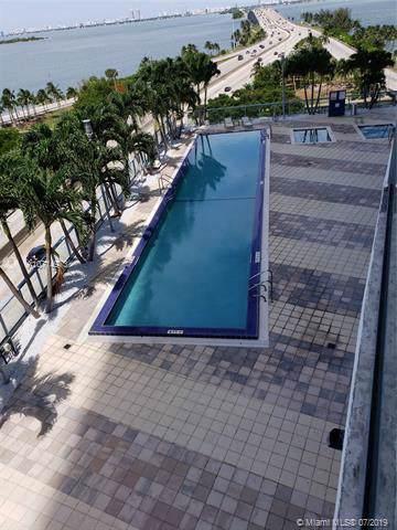 601 NE 36th St #909, Miami, FL 33137 (MLS #A10714973) :: The Paiz Group