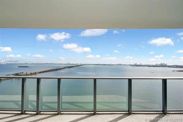 3131 NE 7th Ave #2404, Miami, FL 33137 (MLS #A10715042) :: Laurie Finkelstein Reader Team