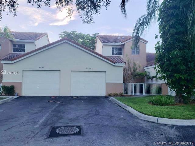 8245 70th Street, Tamarac, FL 33321 (MLS #A10715181) :: GK Realty Group LLC