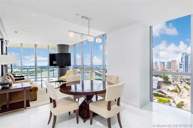 1100 Biscayne Blvd #3201, Miami, FL 33132 (MLS #A10715188) :: Ray De Leon with One Sotheby's International Realty