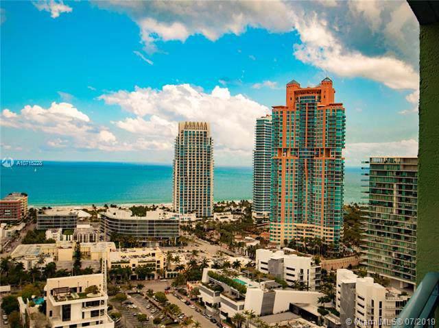 90 Alton Rd #3007, Miami Beach, FL 33139 (MLS #A10715228) :: Grove Properties