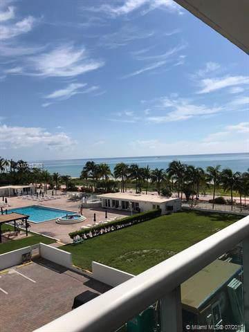 5001 Collins Ave 4H, Miami Beach, FL 33140 (MLS #A10715263) :: Grove Properties