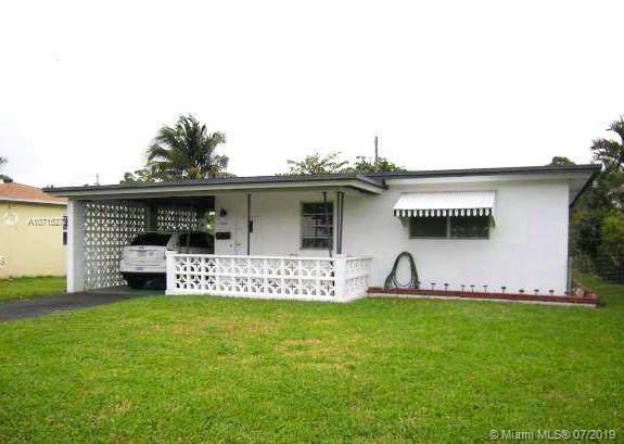 2419 Wilson St, Hollywood, FL 33020 (MLS #A10715272) :: Grove Properties