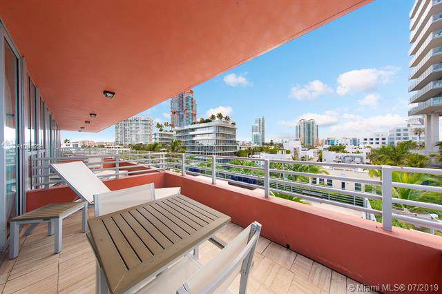 101 Ocean Dr #513, Miami Beach, FL 33139 (MLS #A10715281) :: Castelli Real Estate Services