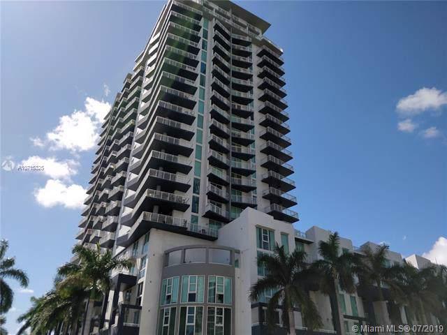 275 NE 18 #1201, Miami, FL 33132 (MLS #A10715325) :: The Jack Coden Group