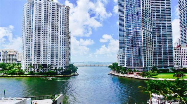 300 S Biscayne Blvd #404, Miami, FL 33131 (MLS #A10715399) :: The Paiz Group