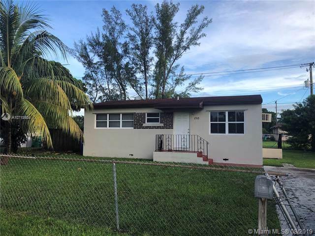 1710 NW 179th Terrace, Miami Gardens, FL 33056 (MLS #A10715904) :: Lucido Global