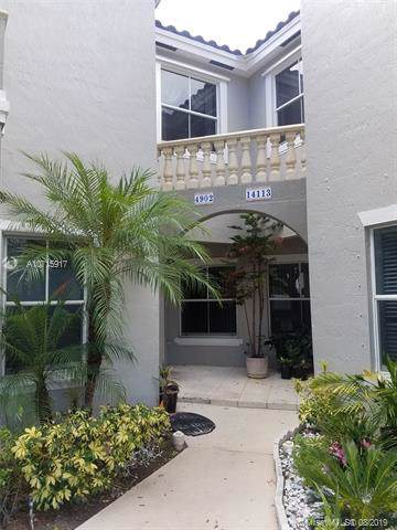 4902 SW 141st Ave #6, Miramar, FL 33027 (MLS #A10715917) :: The Jack Coden Group