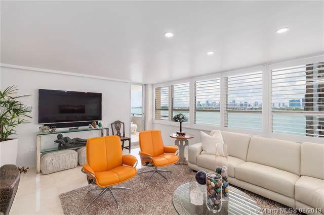 11 Island Ave #703, Miami Beach, FL 33139 (MLS #A10715960) :: The Adrian Foley Group