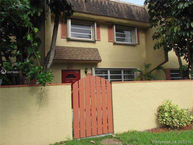 7175 Nova Dr #403, Davie, FL 33317 (MLS #A10716250) :: Ray De Leon with One Sotheby's International Realty