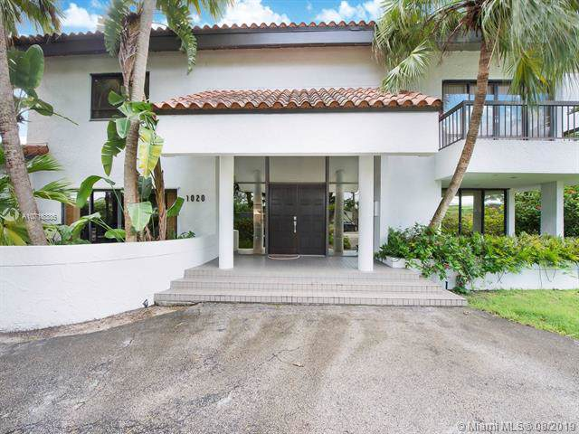 1020 S Greenway Dr, Coral Gables, FL 33134 (MLS #A10716386) :: The Jack Coden Group