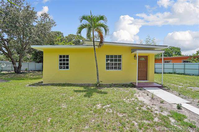 12450 NW 13th Ave, North Miami, FL 33167 (MLS #A10716411) :: The Jack Coden Group