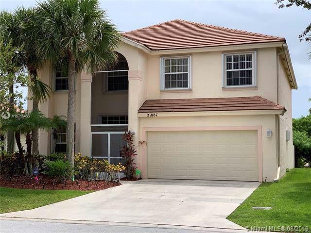 21887 Philmont Ct, Boca Raton, FL 33428 (MLS #A10716456) :: Berkshire Hathaway HomeServices EWM Realty