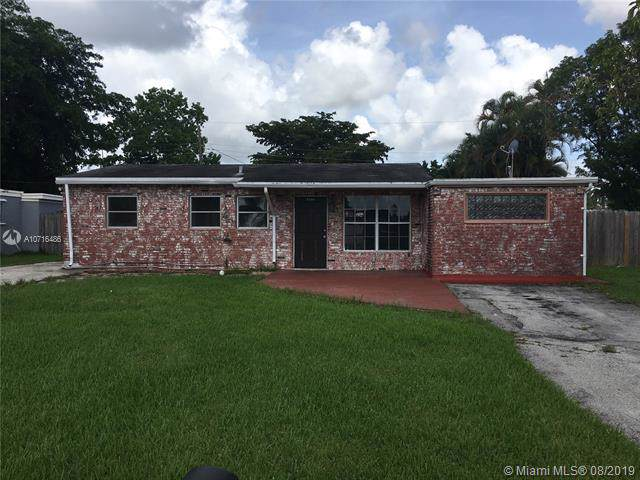 2613 NW 64th Ave, Margate, FL 33063 (MLS #A10716486) :: The Paiz Group