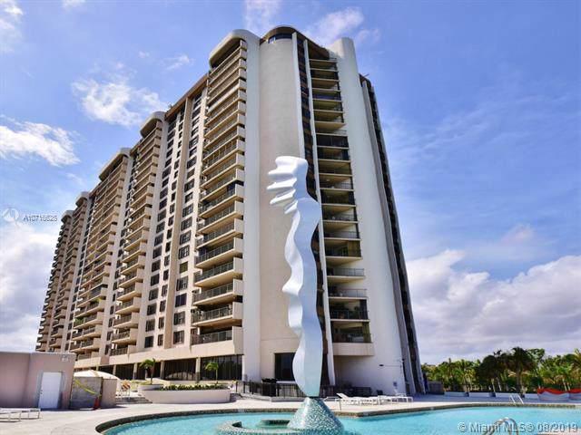1800 NE 114th St #509, Miami, FL 33181 (MLS #A10716625) :: The Jack Coden Group