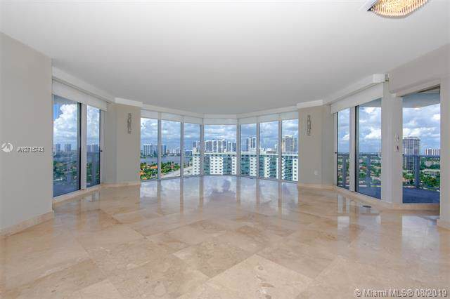 19333 Collins Ave #1910, Sunny Isles Beach, FL 33160 (MLS #A10716743) :: Grove Properties