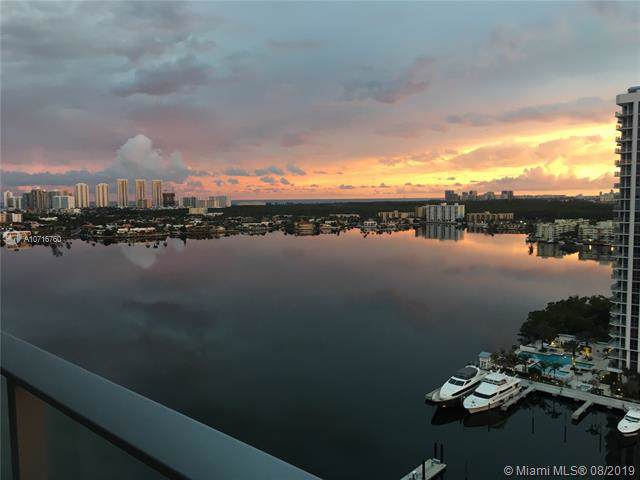 17301 Biscayne Blvd #1805, Aventura, FL 33160 (#A10716760) :: Real Estate Authority