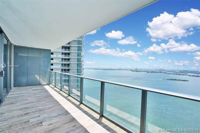 650 NE 32 ST #4606, Miami, FL 33137 (MLS #A10717027) :: Grove Properties