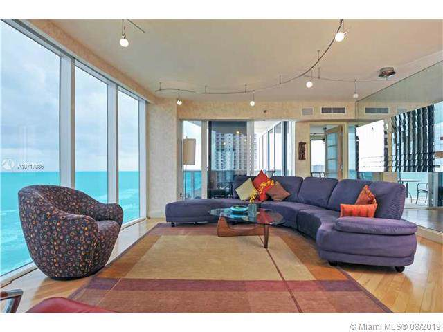18911 Collins Ave. #1401, Sunny Isles Beach, FL 33160 (MLS #A10717336) :: Ray De Leon with One Sotheby's International Realty