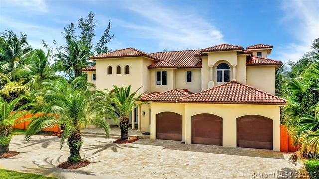 112 NW 14th Way, Dania Beach, FL 33004 (MLS #A10717391) :: Berkshire Hathaway HomeServices EWM Realty
