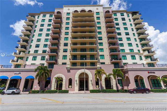 1300 Ponce De Leon Blvd #501, Coral Gables, FL 33134 (MLS #A10717587) :: The Kurz Team