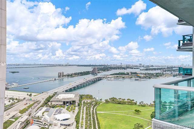 900 Biscayne Blvd #4210, Miami, FL 33132 (MLS #A10717829) :: Patty Accorto Team