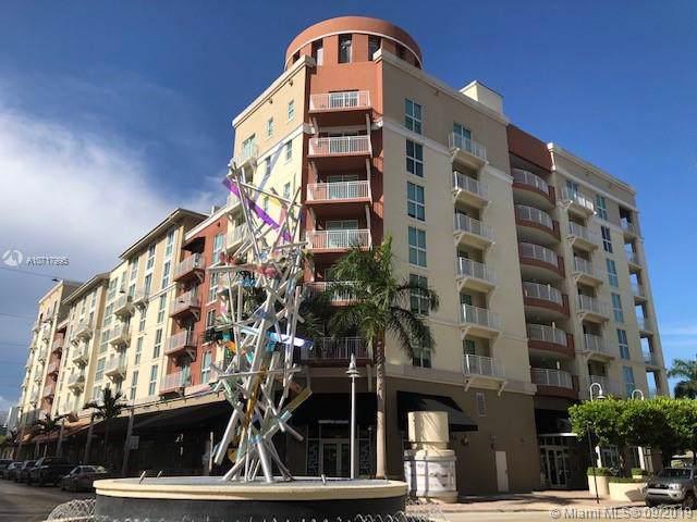 7265 SW 89th St A614, Miami, FL 33156 (MLS #A10717995) :: Ray De Leon with One Sotheby's International Realty