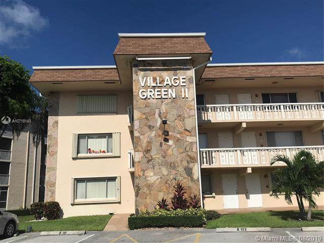 600 Village Green Ct #214, Palm Springs, FL 33461 (MLS #A10718143) :: Castelli Real Estate Services