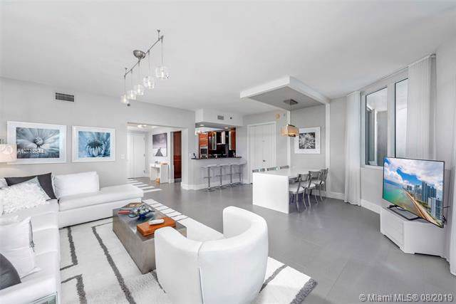 2711 S Ocean Drive #606, Hollywood, FL 33019 (MLS #A10718544) :: Berkshire Hathaway HomeServices EWM Realty