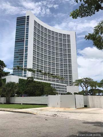 601 NE 36th St #1203, Miami, FL 33137 (MLS #A10718706) :: The Paiz Group